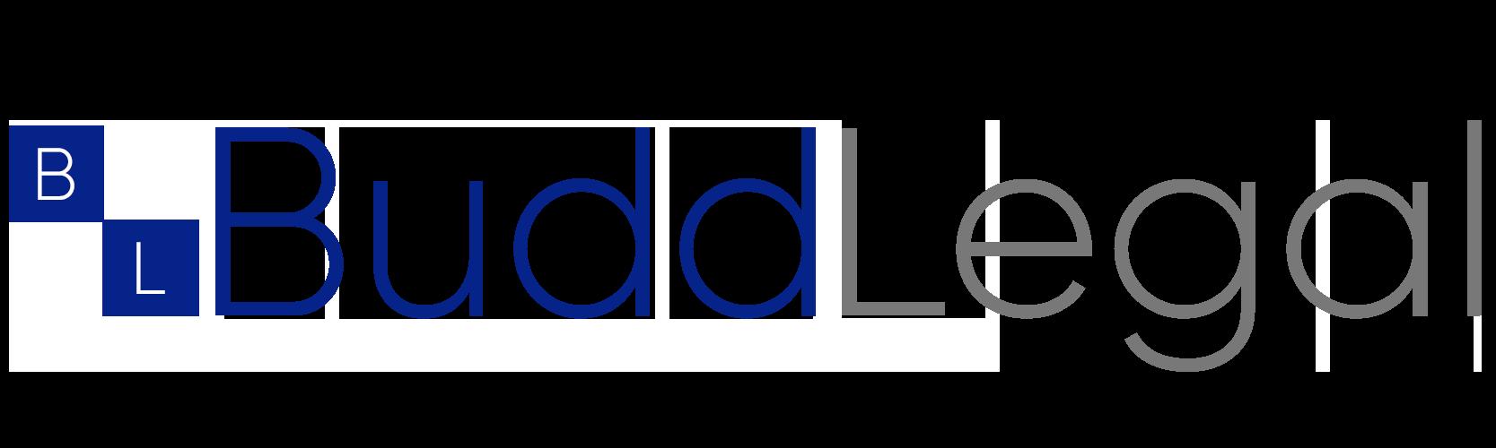 Budd Legal Logo