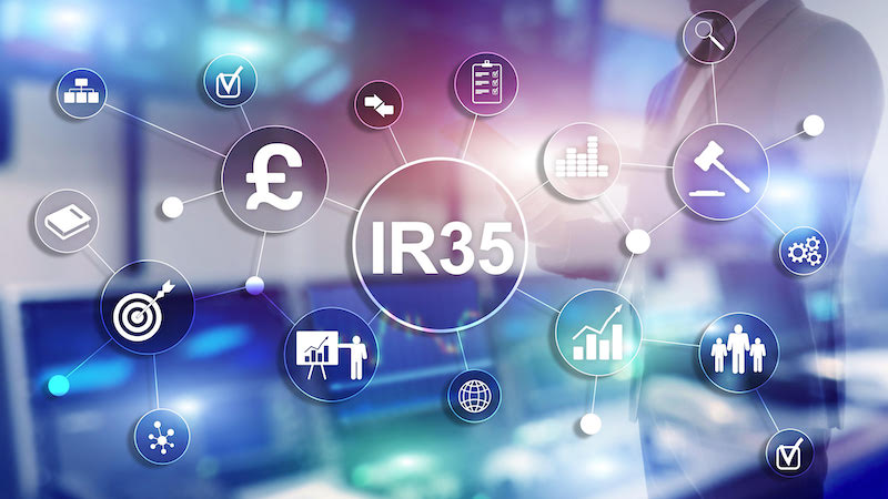 What are the opportunities and risks resulting from new IR35 changes?